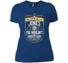 It's a JONES Thing you wouldn't Understand V3 T-Shirt t-shirt