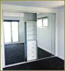Good Home Improvements Refference Frameless Mirror Sliding Closet Doors