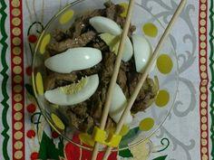 Receita de Gyudon (tigela de carne e arroz) - Tudo Gostoso