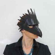 Resultado de imagen para bird skull mask