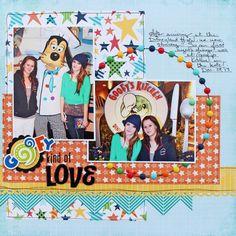 Goofy Love by Nancy Burke