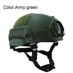 onetigris taktische helm mit maske und schutzbrille f r. Black Bedroom Furniture Sets. Home Design Ideas