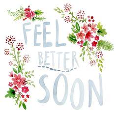 Felicity French - FF Feel Better Soon