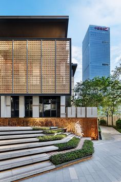 Guangzhou THE ONE Property Landscape For The Show Flat - Picture gallery