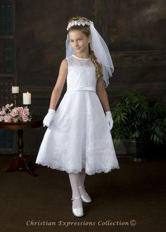 Dana First Communion Dresses