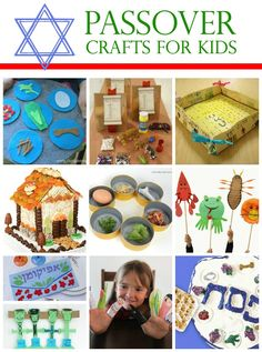 Passover, the English term for Pesach, is a Jewish holiday that celebrates and remembers the Jewish exodus from Egypt. Passover … crafts for kids Passover Crafts for Kids Toddler Crafts, Crafts For Kids, Preschool Projects, Craft Projects, Diy Crafts, St Patrick's Day Traditions, Jewish Crafts, Passover Recipes, Passover Meal