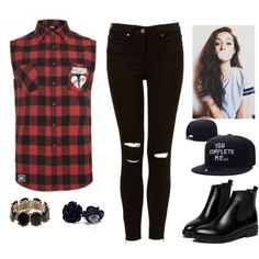 5SOS inspired outfit