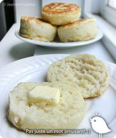 Salade d'amour - Jasmine Cuisine Apple Bread, Crumpets, Vegan, Beignets, Caramel, Tea Party, Biscuits, Dessert Recipes, Food And Drink