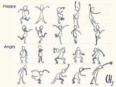 Gesture - Emotions 1 by chuunin7.deviantart.com on @DeviantArt
