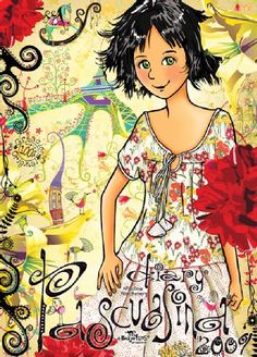 proximamente Qinni, Holly Hobbie, Poster Ads, Cute Girls, Girly Girls, Sexy Outfits, Girl Power, Illustrations Posters, Beautiful Dresses