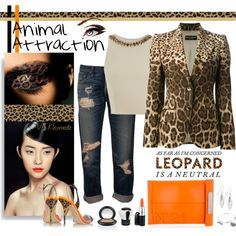 You Asked: How to Wear a Leopard Print Jacket Going Out Outfits, Cool Outfits, Leopard Print Jacket, Fashion Catalogue, Clothes For Women, Stylish, My Style, How To Wear, Jackets