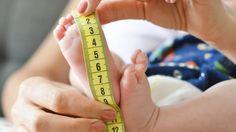 Tablas de crecimiento: cómo se toman las medidas de tu bebé - Blog de BabyCenter