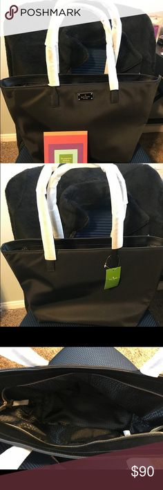 Kate Spade Blake Avenue Margareta Ordered it online a month ago during a clearance sale and when I received it, it wasn't what I was looking for and was a final sale so no returns. It still has the original wrapping on the handles and tags. kate spade Other