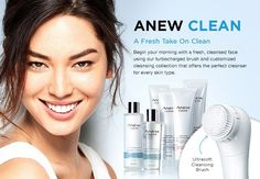 Avon Anew Clean is a cleansing line to get your skin perfectly clean! #cleanser #makeupremover #avonanew View more: https://yourbeautifulselfblog.com/avon-anew-clean/?utm_content=bufferfa471&utm_medium=social&utm_source=pinterest.com&utm_campaign=buffer