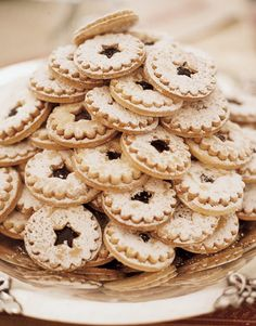 Spitzbuebe Cookies are Swiss treats made with cookie dough and fruit preserves.