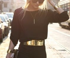 black, fits to everything