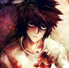 L Lawliet from Death Note!!!
