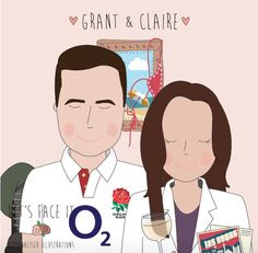 Grant and Claire xxx Claire, Family Guy, Guys, Face, Illustration, Fictional Characters, Design, Illustrations, Boyfriends