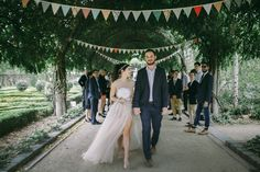 Caitlin + Josh | Mariages Cools Mariage | Queen For A Day - Blog mariage