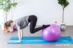 Das sind die effektivsten Bauch Beine Po Übungen mit Gymnastikball. Wir haben die effektivsten Pezziball Übungen für dich getestet. Hier erfährst du wie du ganz einfach im Wohnzimmer fit wirst, worauf du beim Ball-Kauf achten musst und wie du mit dem Gymnastikball deinen ganzen Körper trainieren kannst.