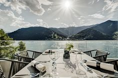 If you want to stay in a traditional building in unique position at Lake Zell, Seehotel Bellevue is your place to be. It connects the spirit of a bygone era with all the comforts of today Bio Sauna, Lakeside Hotel, The Better Angels, Classic Restaurant, Zell Am See, Hotel Spa, Lake View, Beach Club, Belle Epoque