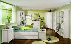 decorating a green bedroom
