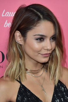 vanessa hudgens long bob - Google Search