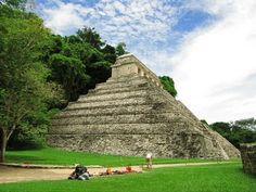 Palenque, Mexico! #travel #mexico #maya
