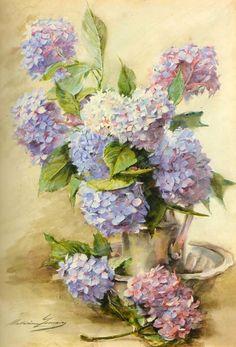 Madeleine  Jeanne  Lemaire , nasceu em  Coll - França. Foi  uma excepcional pintora e aquarelista  do  gênero  acadêmico  francês. Nasceu...