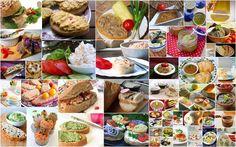Mártogatósok, kenőkék, szendvicskrémek - recept - Kifőztük, online gasztromagazin