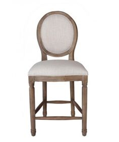 The GuildMaster Allcott Counter Stool is a top seller and designers favorite. The Allcott Counter Stools natural warm grey wood finish and linen upholstery compliment any decor. Home Decor Shops, Luxury Home Decor, Dining Room Chairs, Side Chairs, French Country Bar Stools, Wood Counter Stools, French Home Decor, Grey Wood, New Furniture