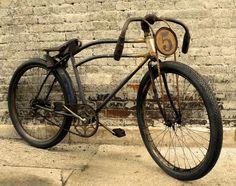 Bitchin' old track bike