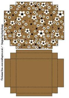 Schachteln Boxen printies