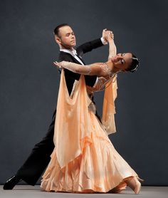 Stars of Dancesport, Russ & Katusha Wilder in action!