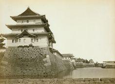 江戸城 蓮池巽三重櫓
