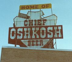 The Chief of Beers in Oshkosh, WI
