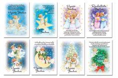 Kuvahaun tulos haulle joulukortti enkelit
