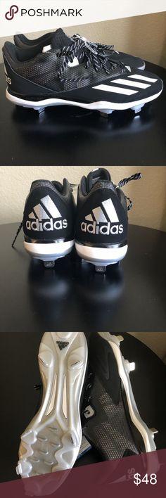 Adidas Men's Dual Threat 2.0 Baseball Cleats