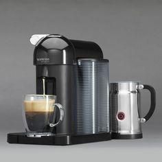 Nespresso® VertuoLine with Aeroccino Plus | Sur La Table