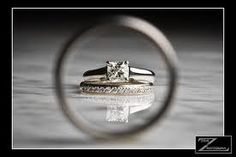 Also be cool to have a picture of us through one of our rings :)