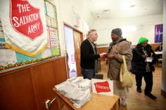Hanes and Mark Horvath, an advocate for the homeless, are teaming up to donate half a million socks to The Salvation Army and other charities during the month of December for its Hanes for Good campaign kicking off on Giving Tuesday, December 3.
