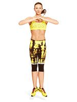 Torch Fat Fast: The 10-Minute Plyometric Workout