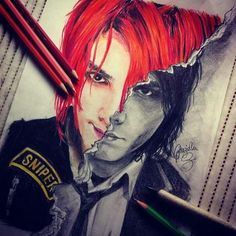 Gerard way again... As you can tell, I like Gerard.