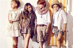 Kids Summer Fashion - Massimo Dutti Kids Fashion Collection
