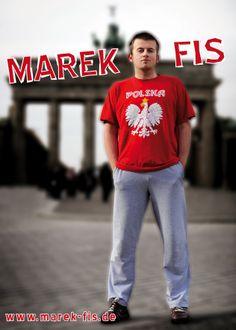 MAREK FIS LIVE 2015 www.liveinravensburg.de  #schwoersaal #ravensburg #comedy #standup #polen #live