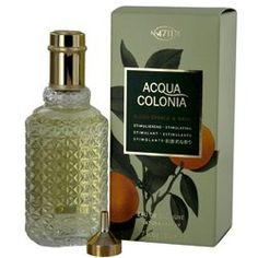 4711 Acqua Colonia Blood Orange and Basil Eau de Cologne Spray for Women, 1.7 Ounce $14.05