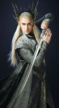 Lee Pace in The Hobbit. Everytime, I just want pie. @Christina Childress & Dezuanni Woodruff @Jordan Bromley Bromley Davis