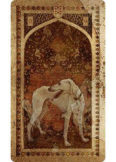 18/39 Old Arabian Lenormand by Neil Lovell