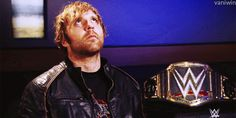 Find the best wwe, dean ambrose, eyeroll animated GIFs on PopKey Jonathan Lee, Wwe Dean Ambrose, Roman Reigns, Champs, Wrestling, Shit Happens, Boxing, Mma, Life