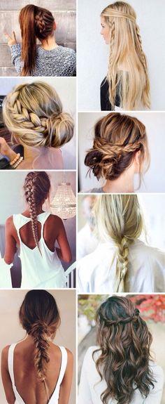 Adorable Hair Styles  #Hair #Trusper #Tip